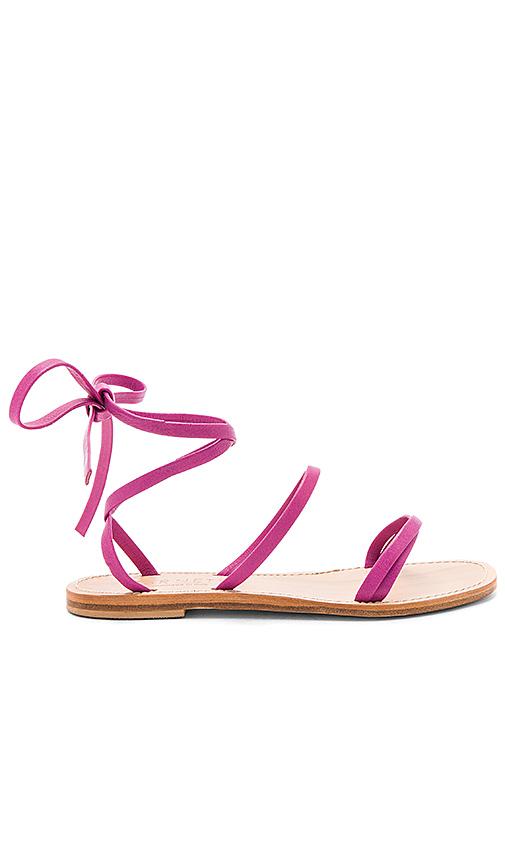 CoRNETTI Caruso Sandal in Fuchsia