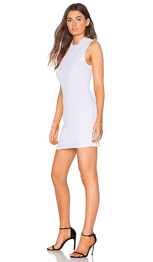 COTTON CITIZEN The Monaco Mini Dress in White