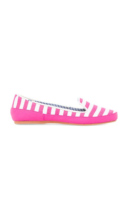 Charles Philip Shanghai Gaby Loafer in Pink