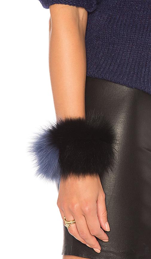 Charlotte Simone Spankie Bracelet in Blue