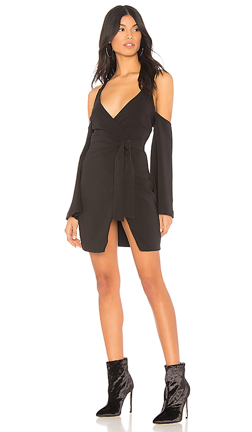 Chrissy Teigen x REVOLVE Gardenia Dress in Black