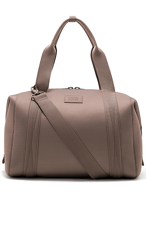 DAGNE DOVER Landon Large Carryall Handbag in Mauve