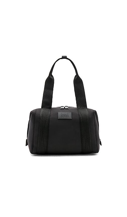 DAGNE DOVER Landon Small Carryall Handbag in Black