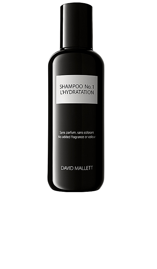 David Mallett Shampoo No. 1 in Neutral.