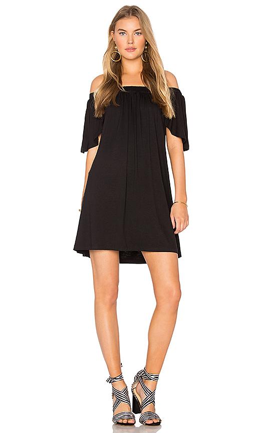 De Lacy Marley Dress in Black