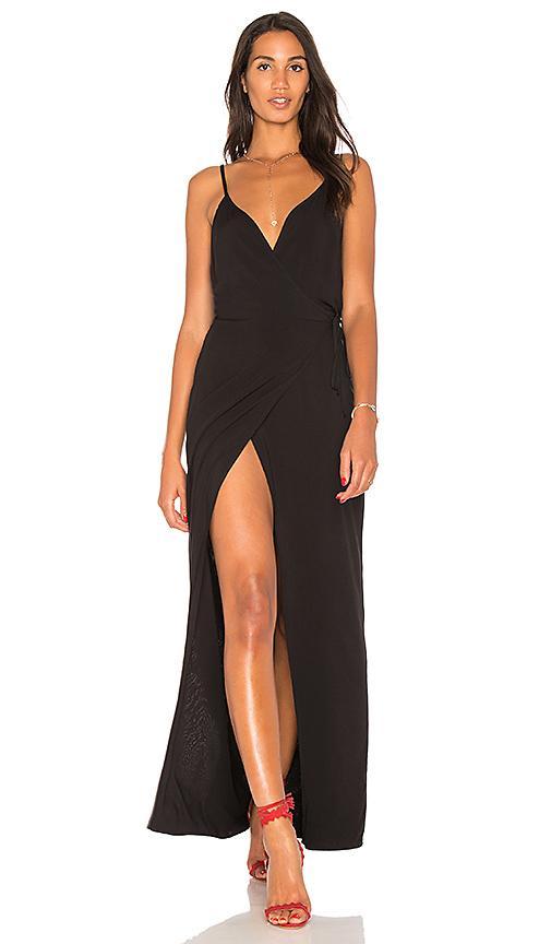 De Lacy Leo Dress in Black