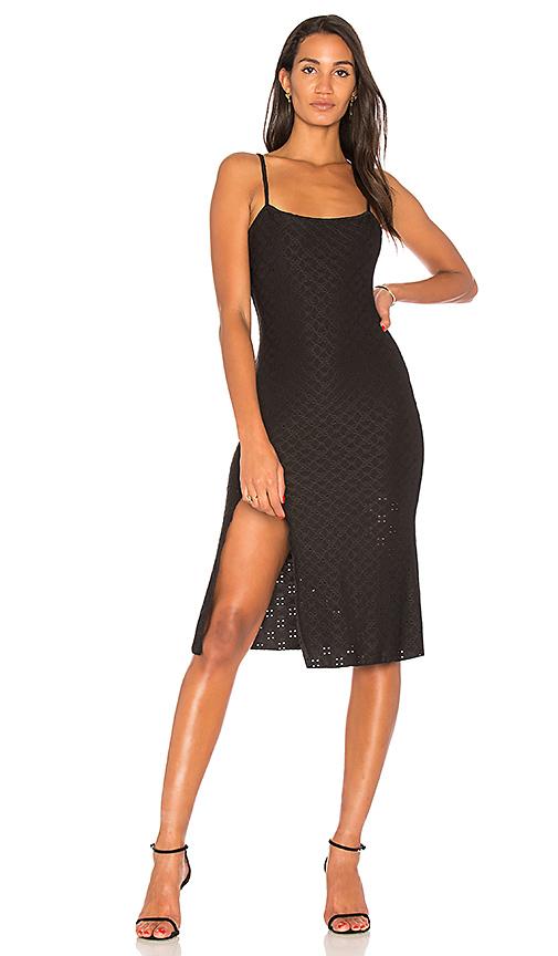 De Lacy Hazel Dress in Black
