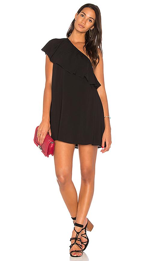 De Lacy Hudson Dress in Black