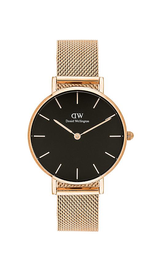 Daniel Wellington Petite Melrose 32mm Watch in Metallic Copper