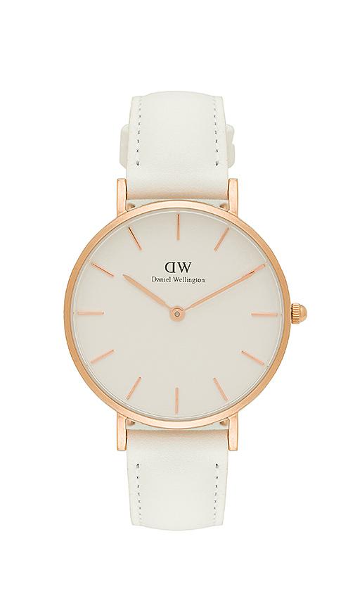 Daniel Wellington Petite Bondi 32mm Watch in White