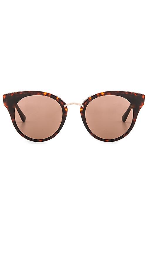 Dita Reckless Sunglasses in Brown