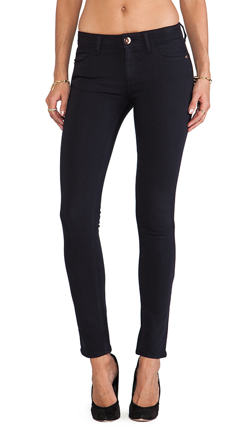 DL1961 Florence Mid Rise Skinny in Fairview