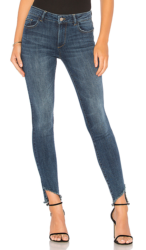 DL1961 Margaux Instasculpt Ankle Skinny. - size 25 (also in 24,26,28)