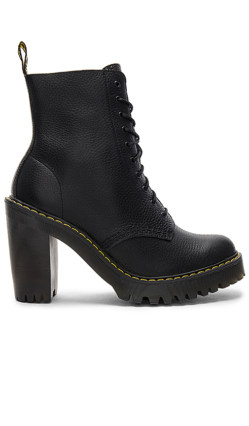 Dr Martens Kendra Boot in Black