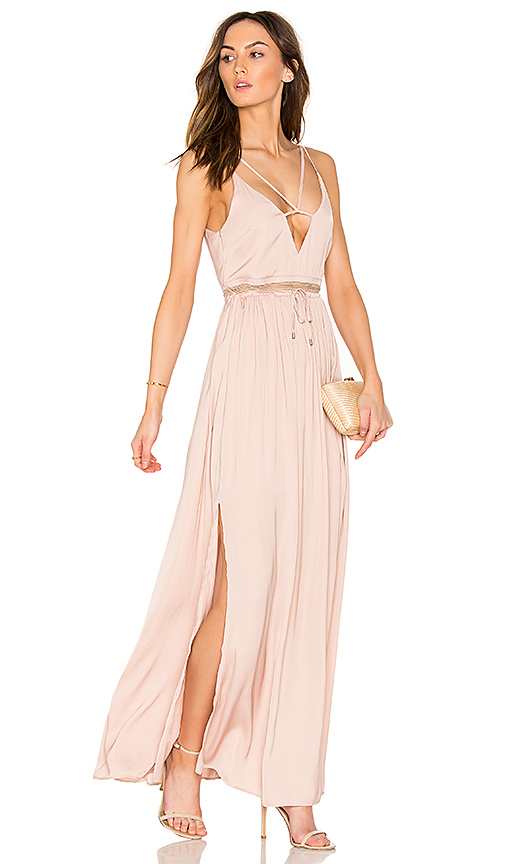 Dolce Vita Finley Dress in Rose