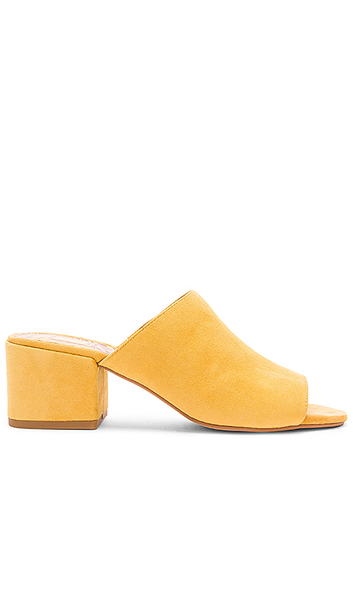 Dolce Vita Shena Mule in Yellow. - size 10 (also in 6,6.5,7,7.5,8,8.5,9,9.5)