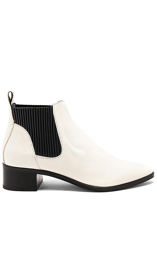 Dolce Vita Macie Bootie in Ivory