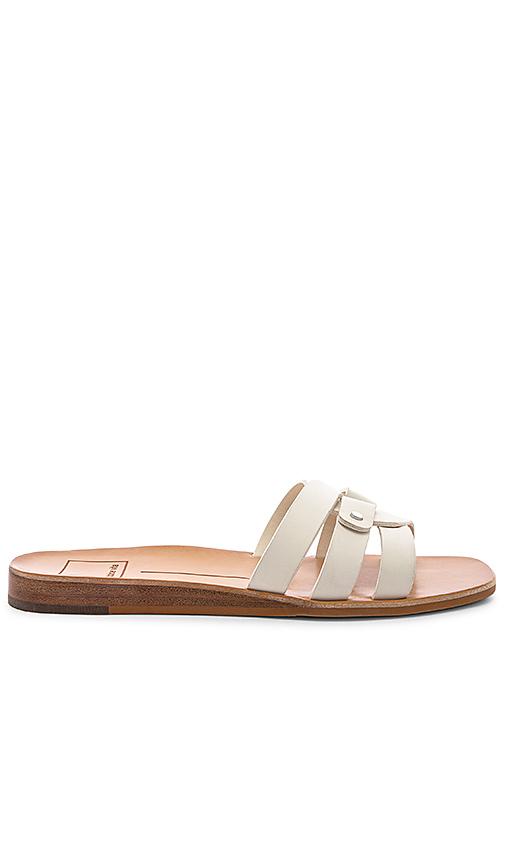 Dolce Vita Cait Sandal in White