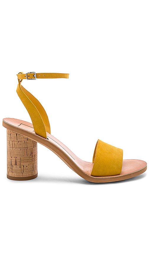 Dolce Vita Jali Sandal in Yellow