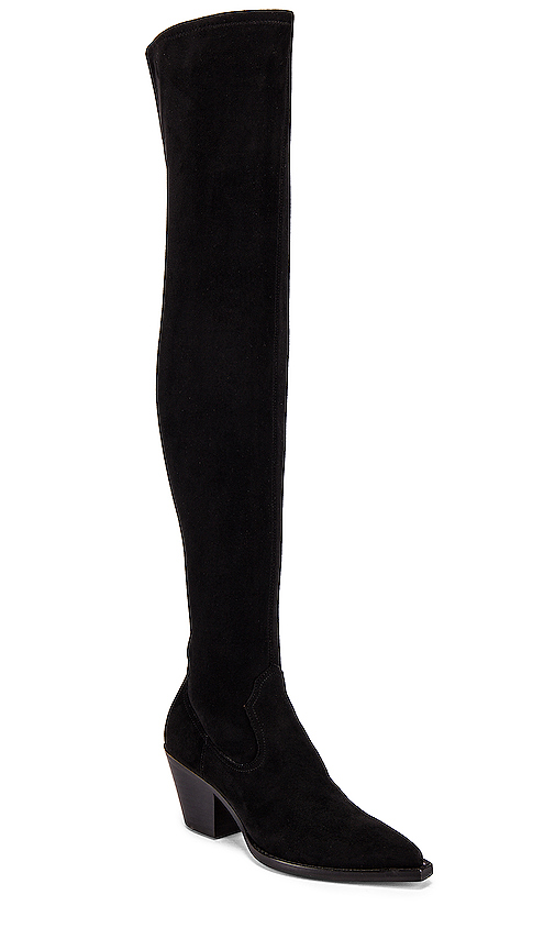 Dolce Vita Suri Boots in Black