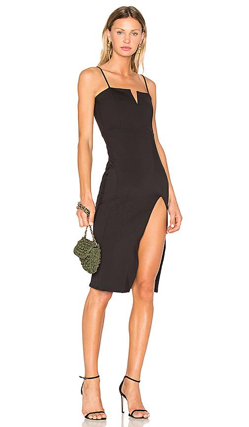 Donna Mizani Penelope Dress in Black