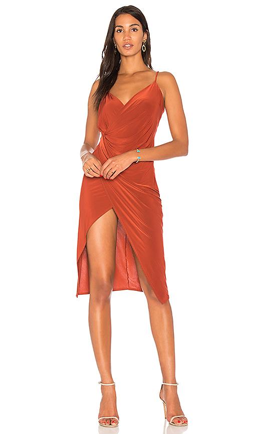 Donna Mizani Leona Dress in Red
