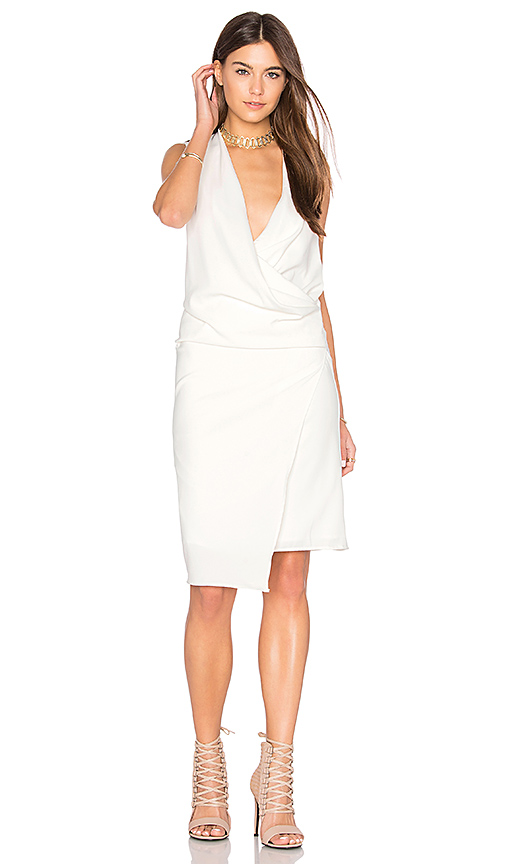 d.RA Isabel Dress in Ivory