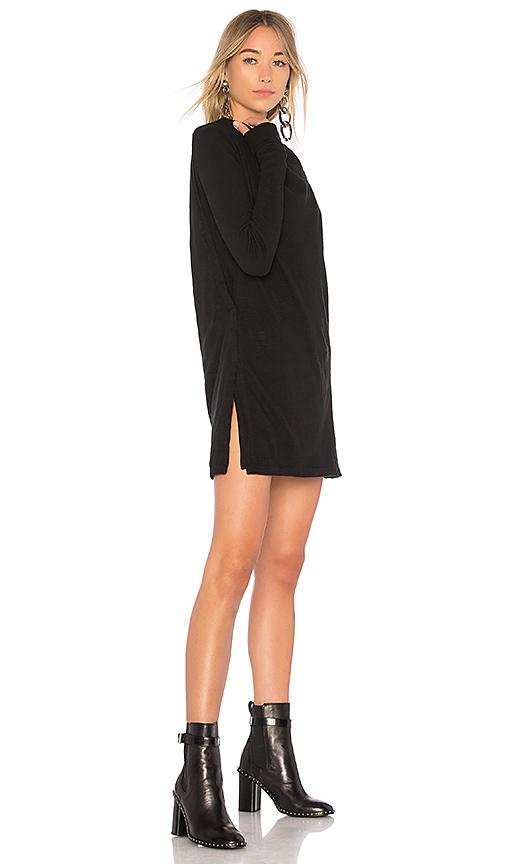 DRKSHDW by Rick Owens Toga Dress in Black