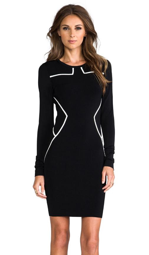 Diane von Furstenberg Josephine Sweater in Black