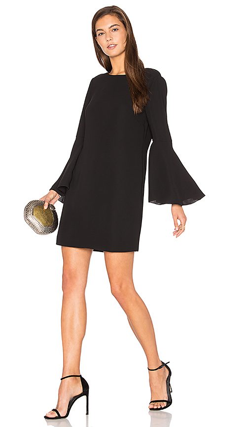 Elizabeth and James Aurora Tunic in Black