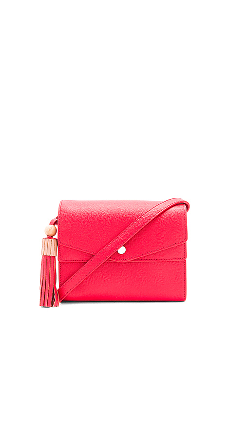 Elizabeth and James Eloise Field Bag in Red