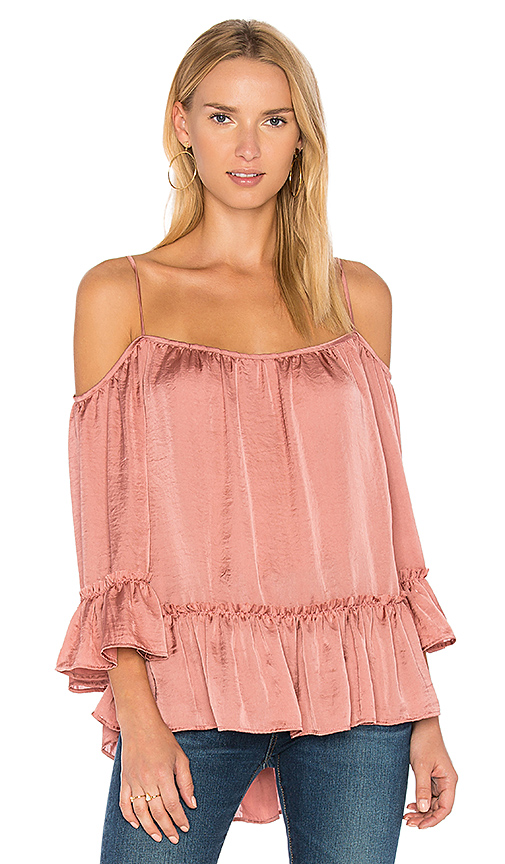 EASTNWEST Hamilton Top in Mauve