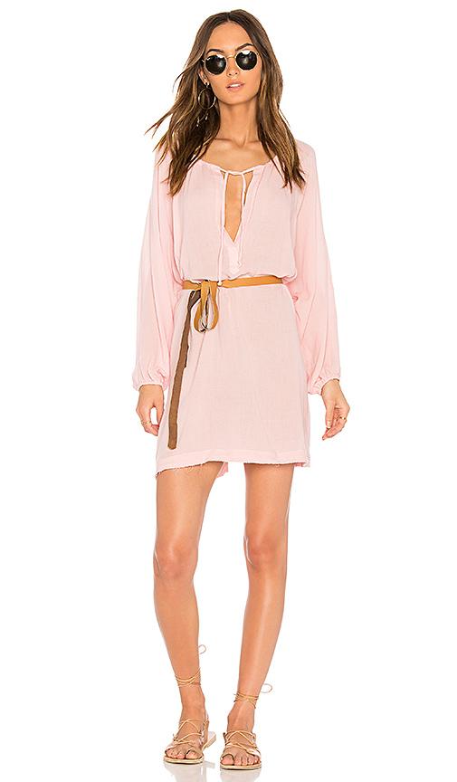 eberjey Summer of Love Juliet Dress in Pink