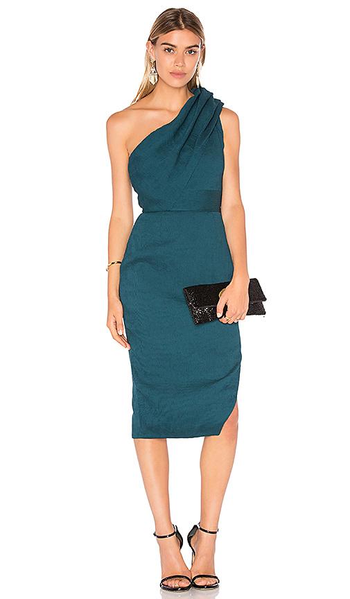 ELLIATT Liberty Dress in Teal. - size M (also in S)
