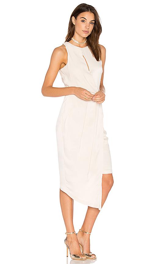 ELLIATT Ascent Dress in Beige