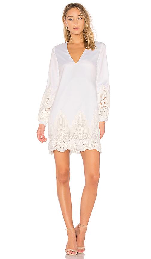ELLIATT Aurora Dress in White