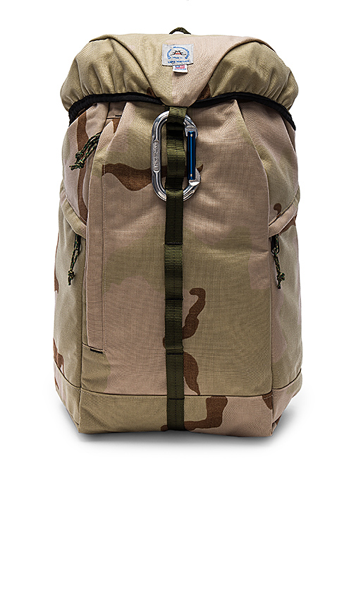 Epperson Mountaineering Large Climb Pack in Beige.