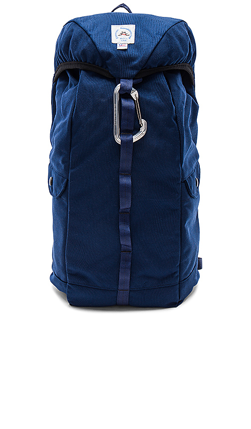 Epperson Mountaineering Climb Pack in Navy.