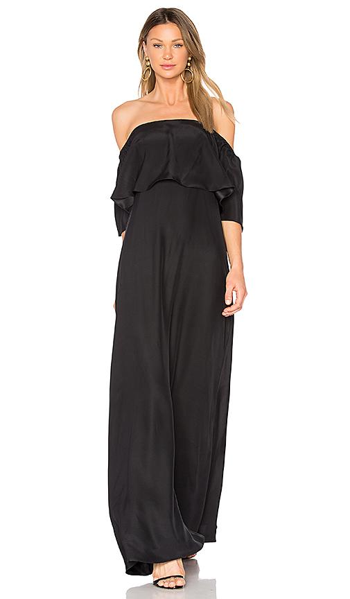 Erin Fetherston La Coquette Gown in Black