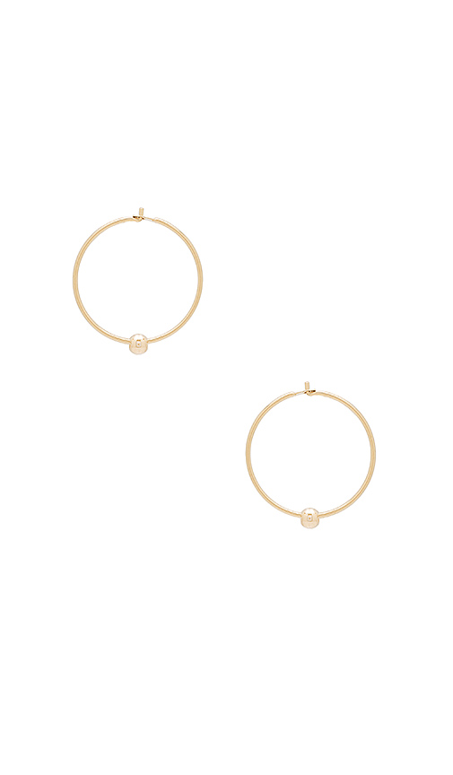 ERTH BALL SLEEPER EARRINGS