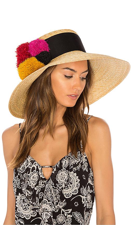 Eugenia Kim Mirasol Hat in Tan