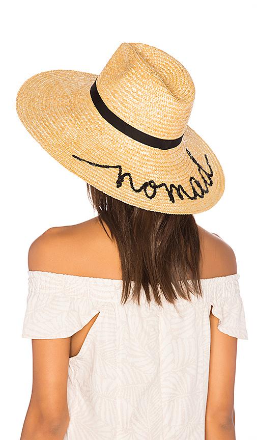 Eugenia Kim Carmen 'Nomad' Hat in Tan