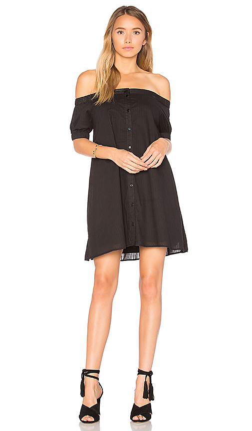 The Fifth Label Sun Valley Dress in Black