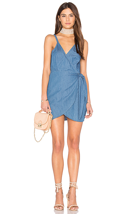 The Fifth Label Odyssey Dress in Blue