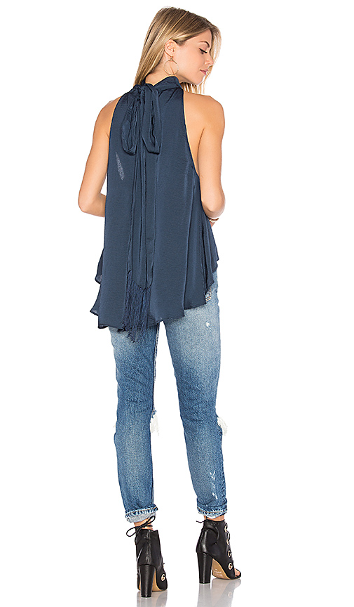 Finders Keepers Cyrus Tank in Navy