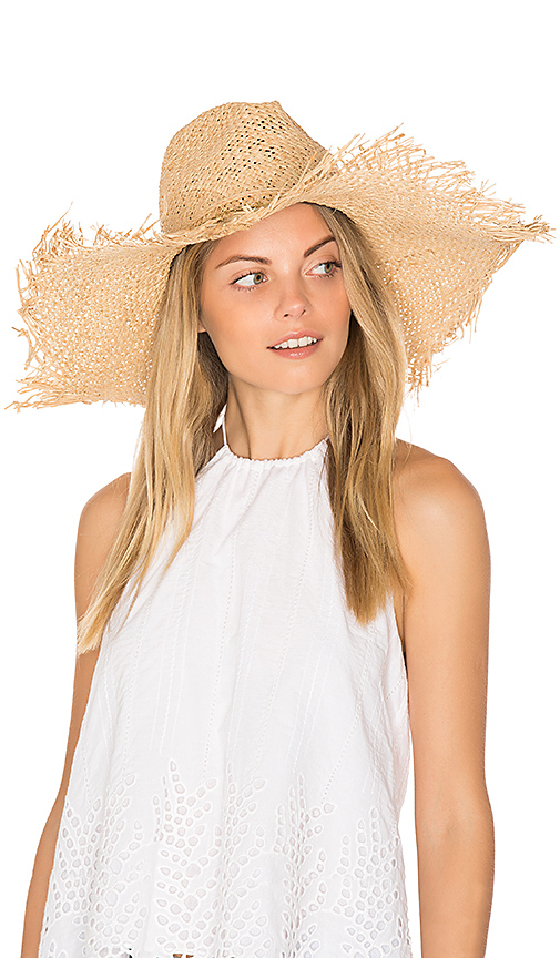 florabella Harper Hat in Cream
