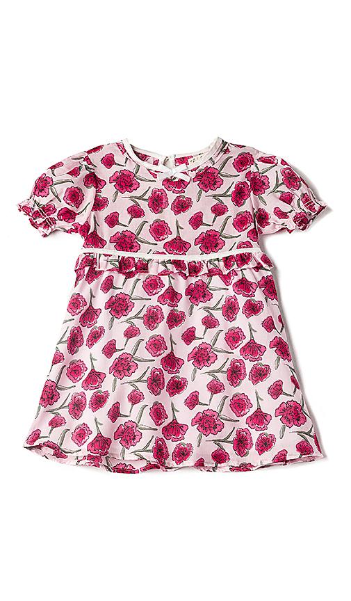 For Love & Lemons Garden Party Sundress in Pink