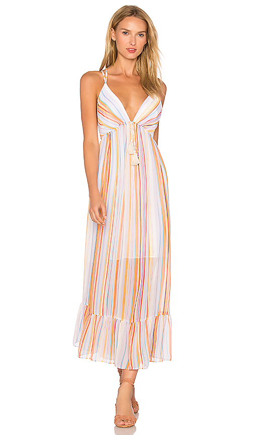 Free People These Days Maxi in Purple