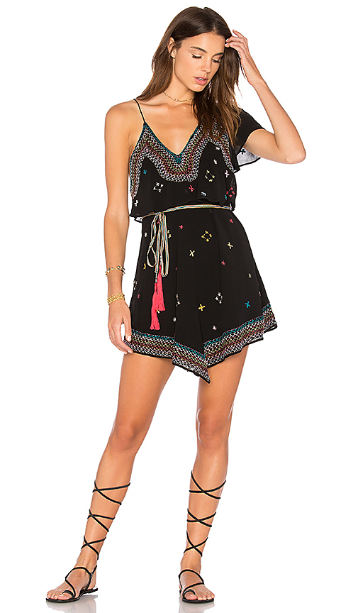 Free People Those Eyes Together Mini in Black