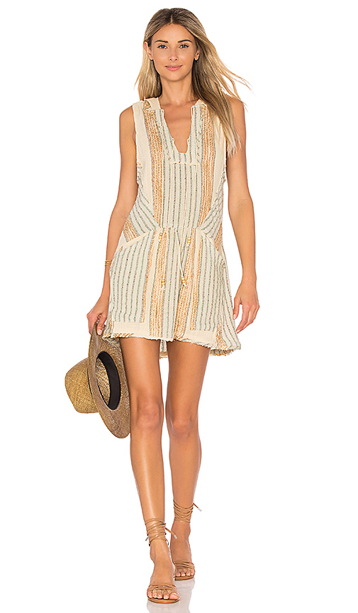 Free People All Right Now Mini in Beige
